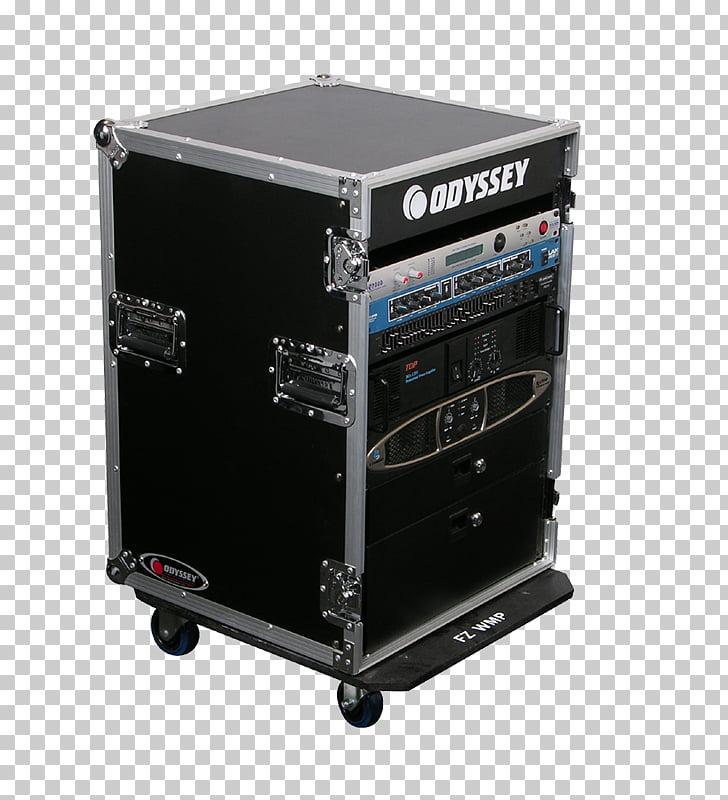 Audio Mixers Amp rack 19.