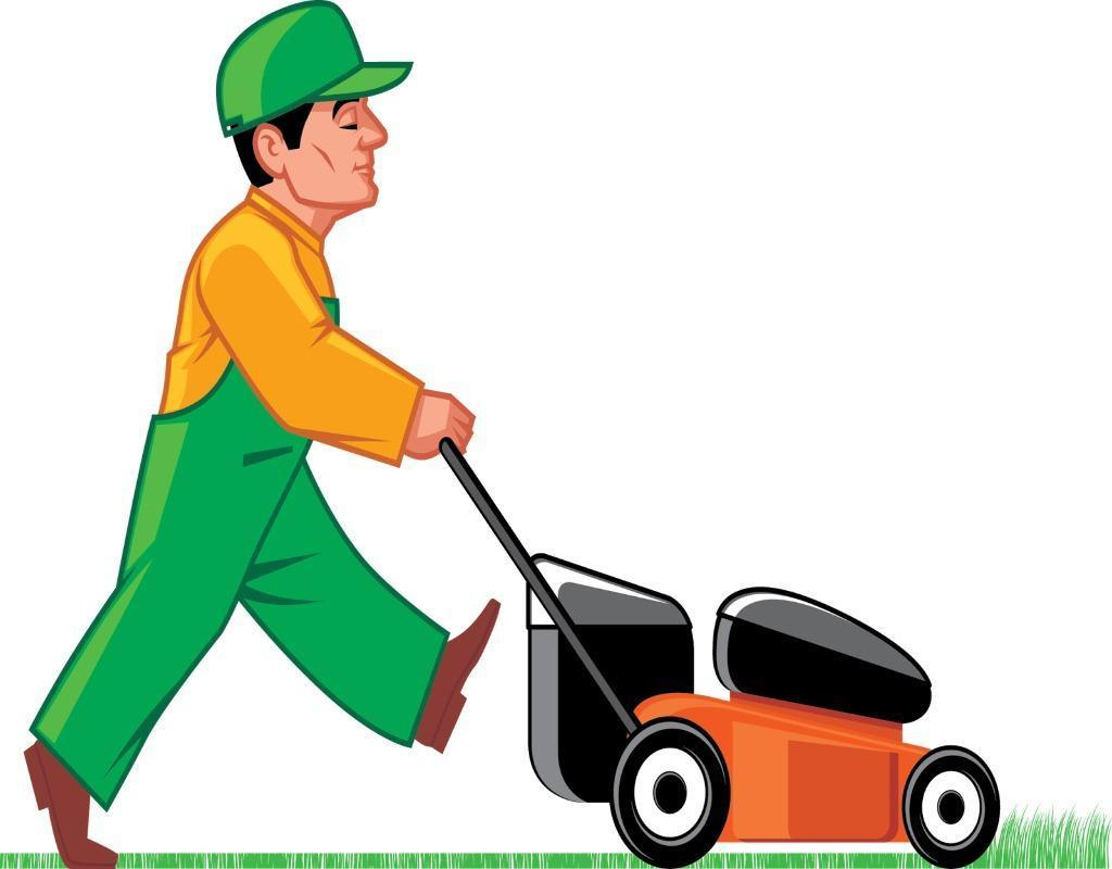 Weed Control Service Clip Art.