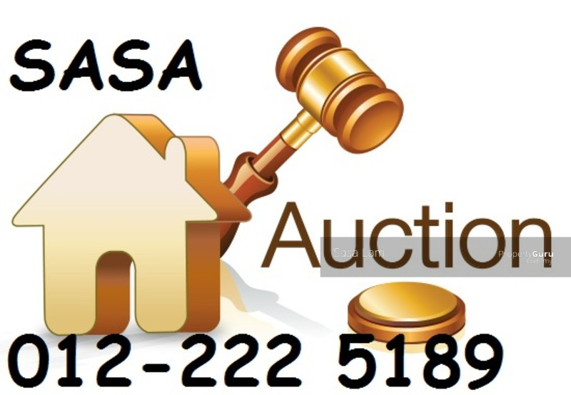 Auction Property at Tmn Sri Ampang, Ampang, PERSIARAN DESA AMPANG.