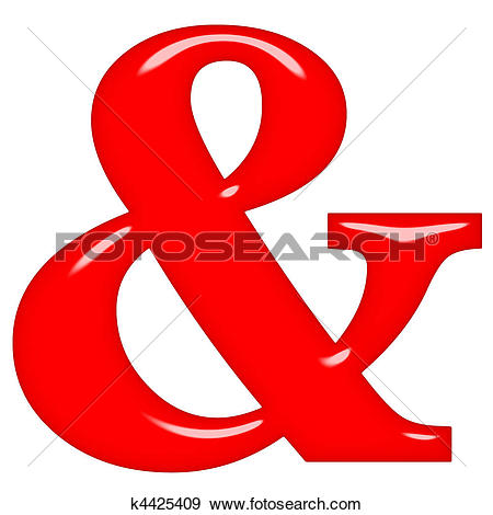 Ampersand Illustrations and Clip Art. 255 ampersand royalty free.