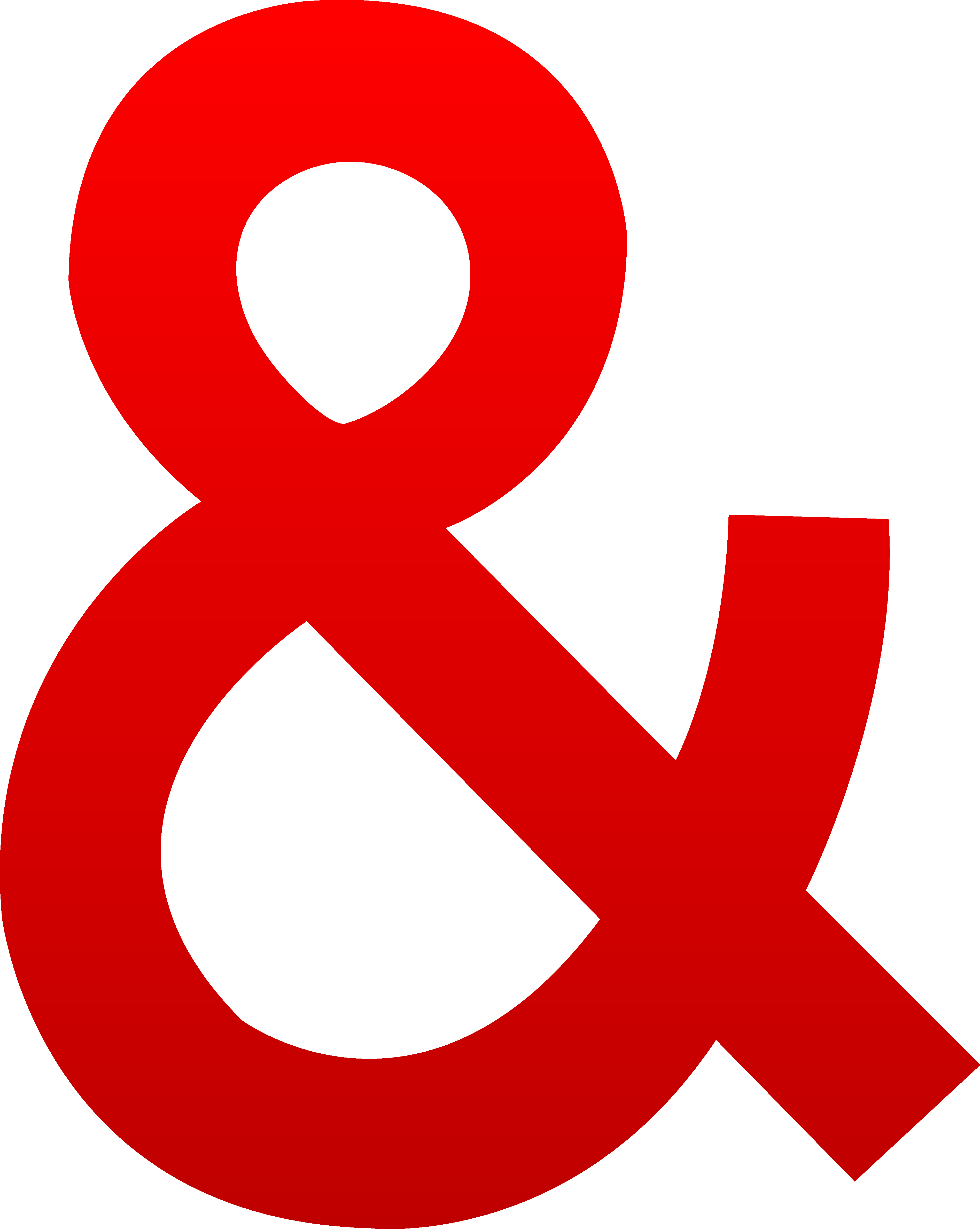 Ampersand clipart.