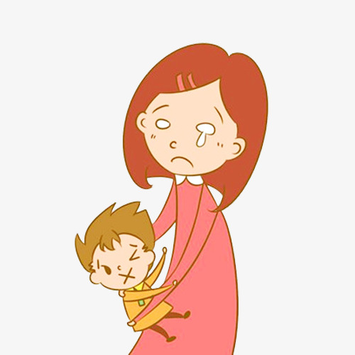 7134 Mom free clipart.