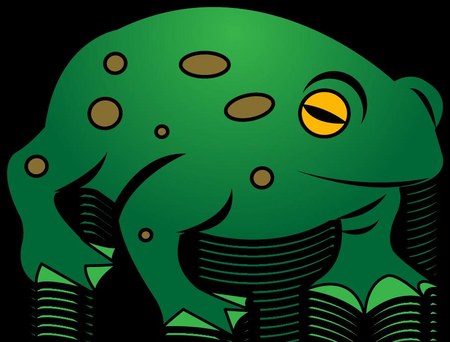 Amphibia clipart - Clipground