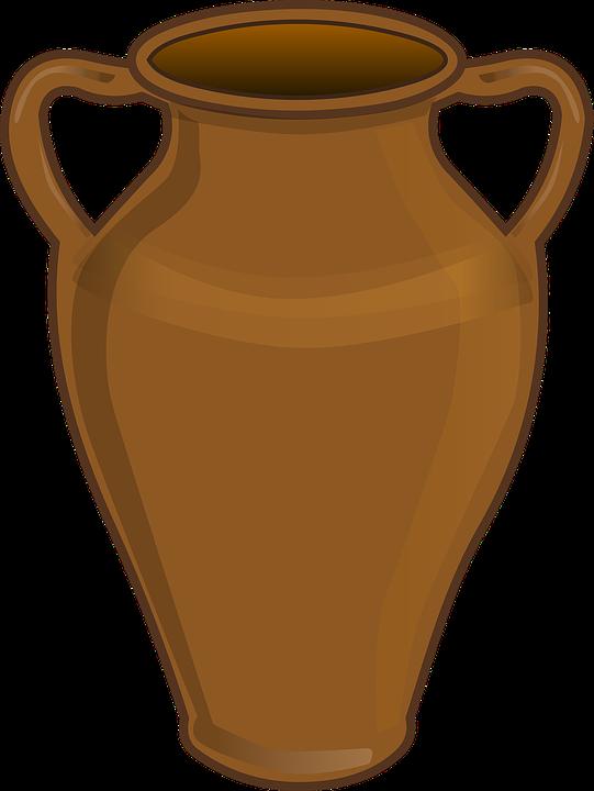 Clay, Pot.