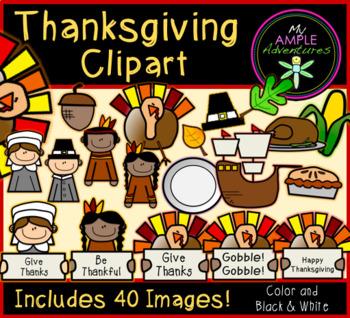 Thanksgiving Clipart.