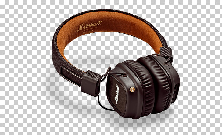Headphones Guitar amplifier Marshall Amplification Bluetooth.