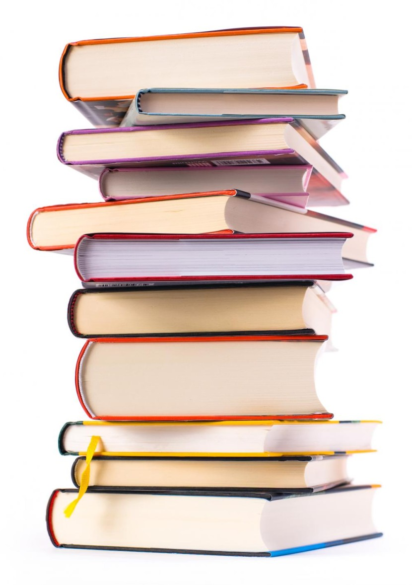 Stack of books clip art free clipart images.