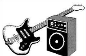 Free amplifier Clipart.