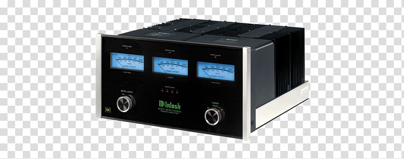 McIntosh Laboratory McIntosh MC207 Audio power amplifier.