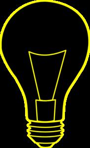 Ampoule Clip Art at Clker.com.