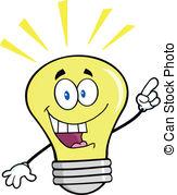 Clipart ampoule.
