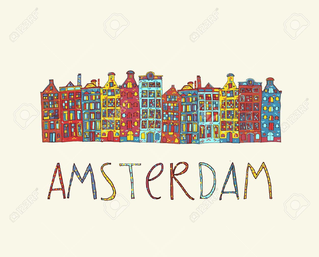 Clipart Amsterdam.