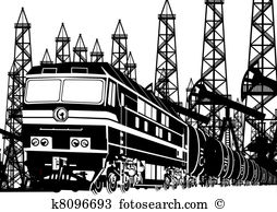 Amtrak Clip Art Vector Graphics. 4 amtrak EPS clipart vector and.