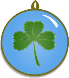 Get Lucky with Free Shamrock Clip Art.