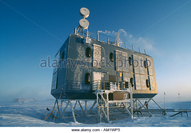 South Pole Station Scott Stock Photos & South Pole Station Scott.