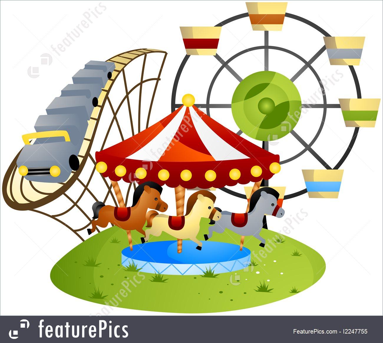 Entertainment: Amusement Park.