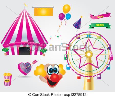 Fun fair Illustrations and Clip Art. 5,914 Fun fair royalty free.