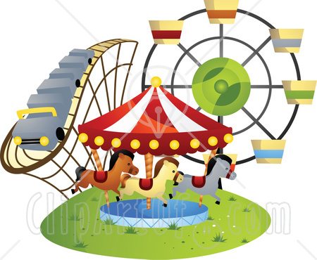 Fun Fair Clipart.