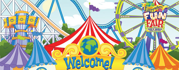 Amusement fair clipart #8