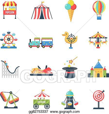 Amusement Park Clipart 7.