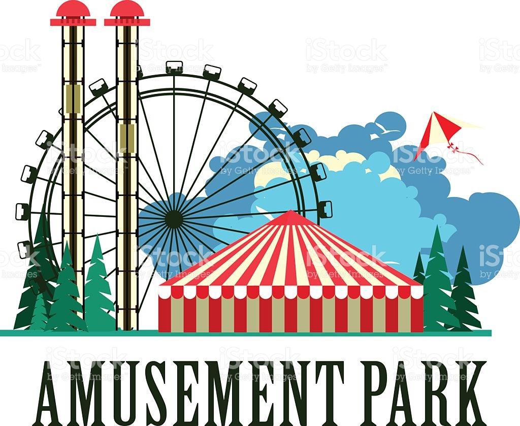 Amusement park clipart 9 » Clipart Station.