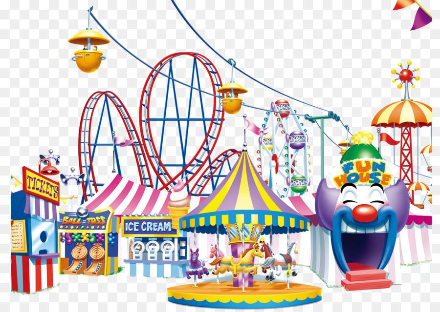 Amusement Park Rides Png & Free Amusement Park Rides.png Transparent.