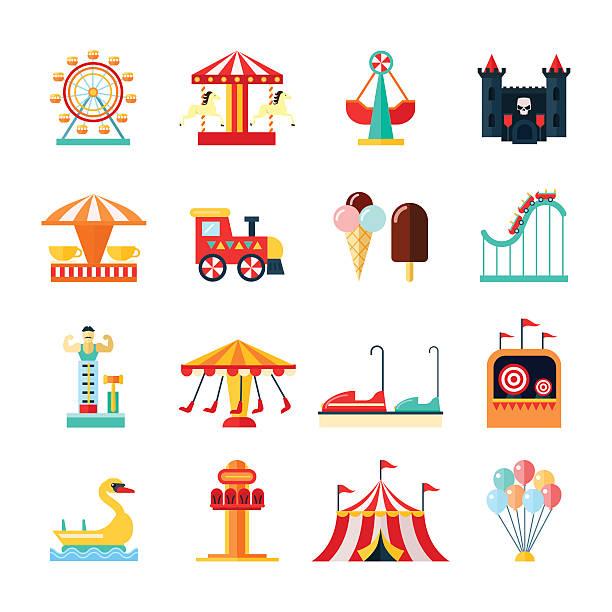 Amusement park rides clipart 2 » Clipart Station.