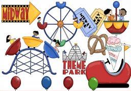 Free Amusement Park Clipart.
