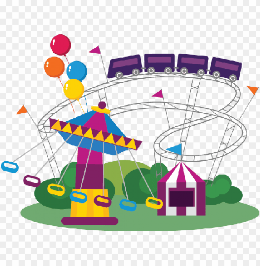 ferris wheel clipart transparent.