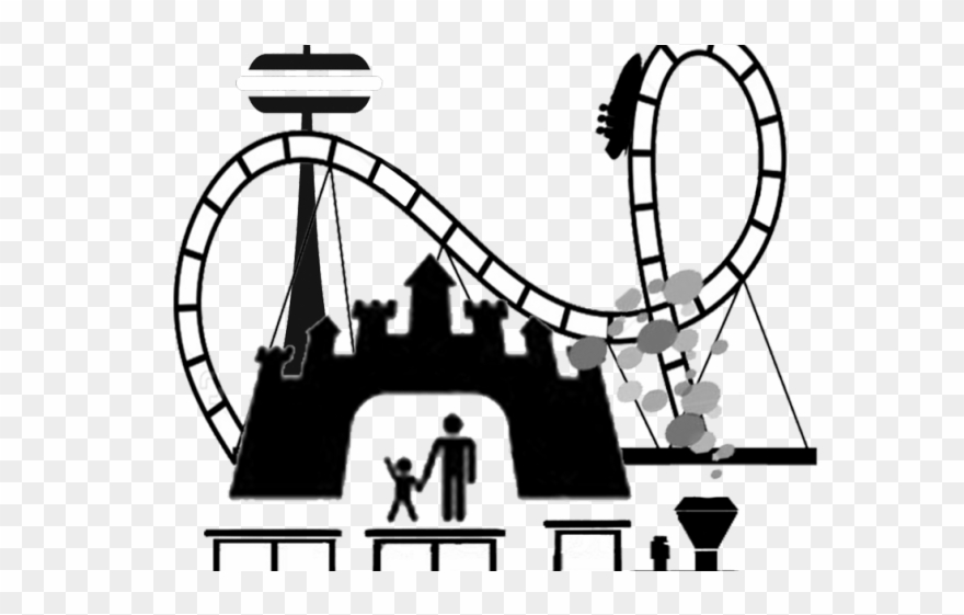 Amusement Park Clipart Transparent.