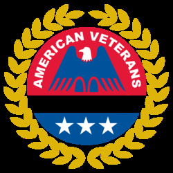 Amvets Logo.