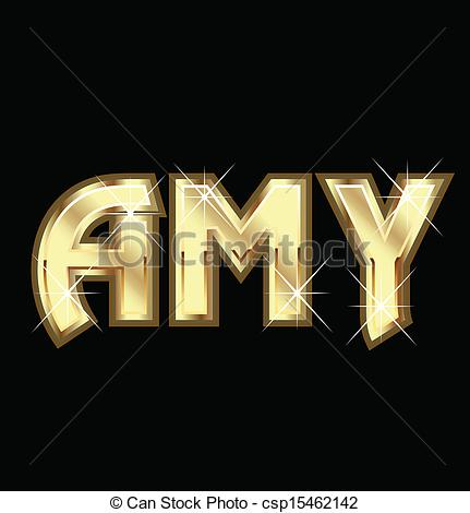 Amy Clipart Vector and Illustration. 5 Amy clip art vector EPS.