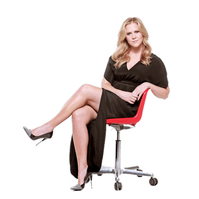 Download Amy Schumer Leather Jacket transparent PNG.