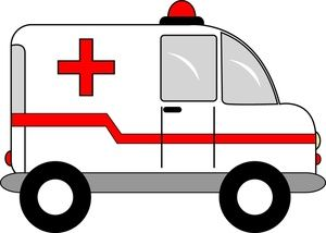 ambulance cartoon clip art.
