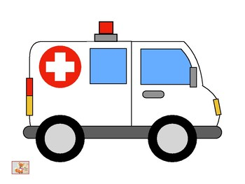 Ambulance Clipart.