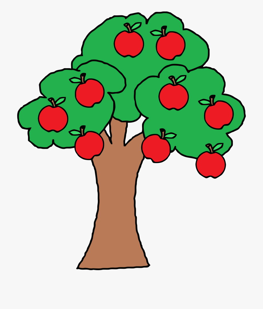 Apple Tree Branch Clipart Free Clipart Images.