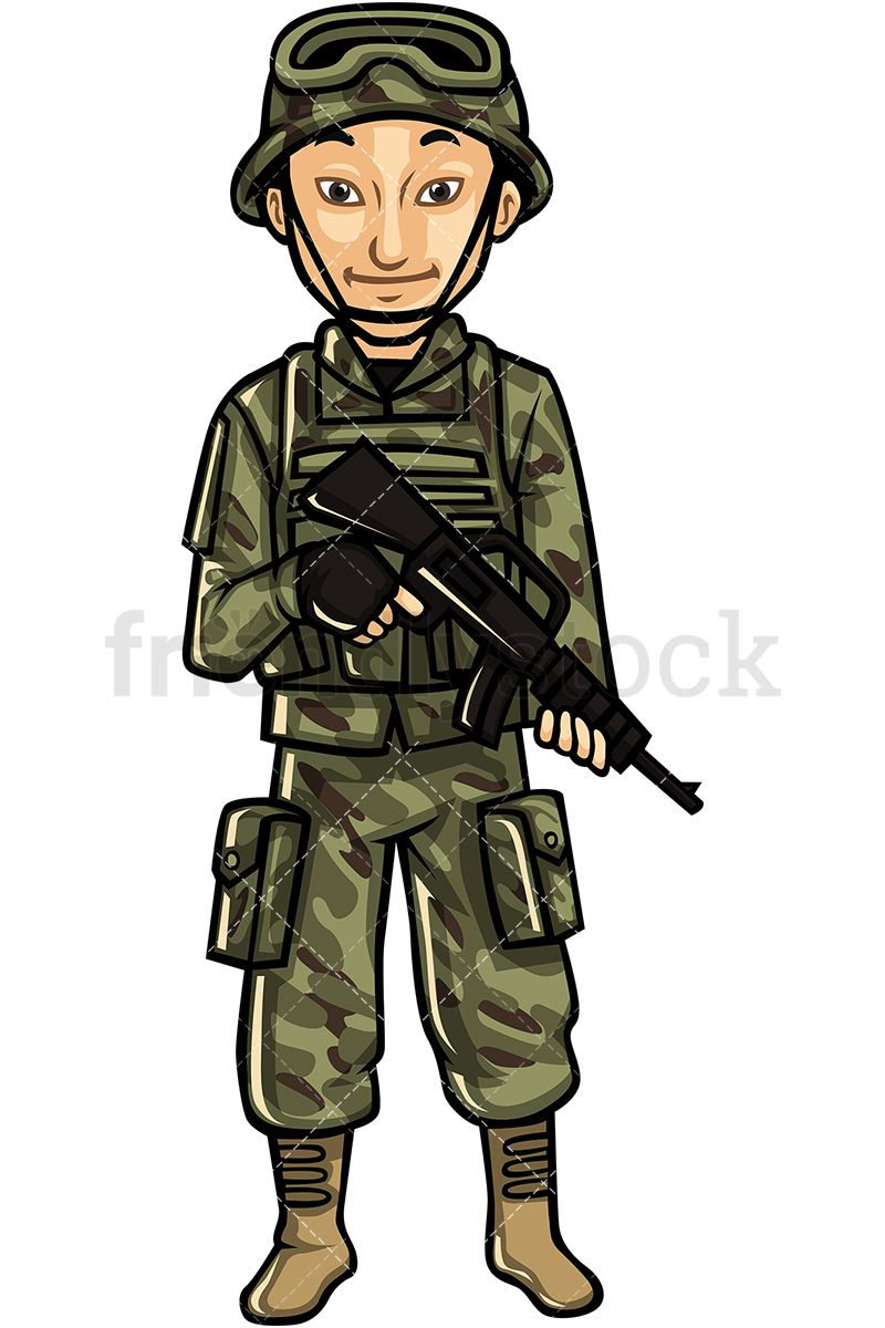 Asian Soldier in 2019.