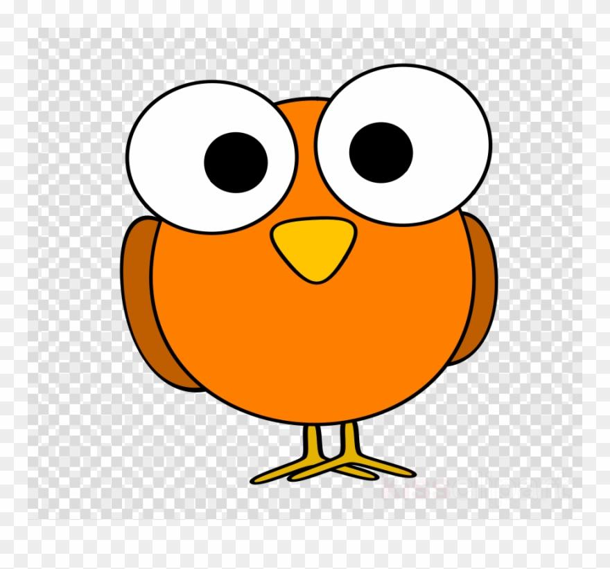 Cartoon Bird Big Eyes Clipart Bird Clip Art.