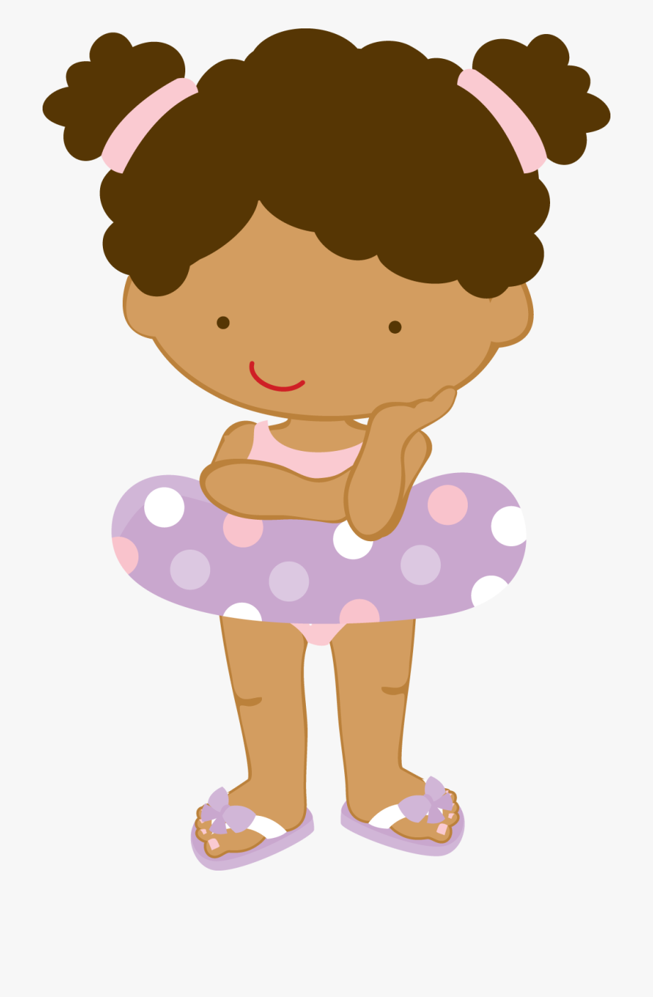 Girls Clip Party Clipart.
