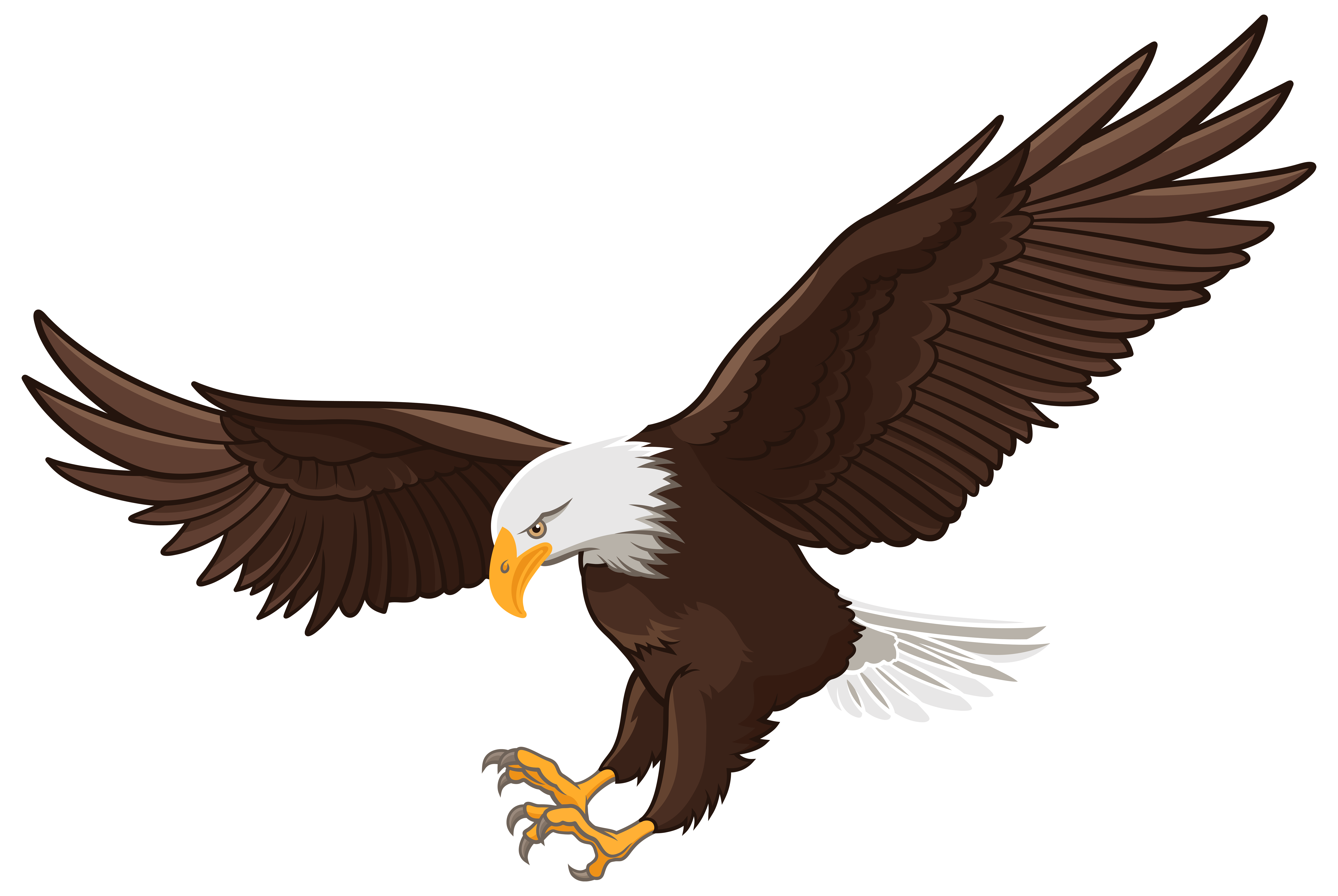 Clipart Of An Eagle at GetDrawings.com.