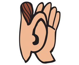Ear Clip Art For Kids Clipart.