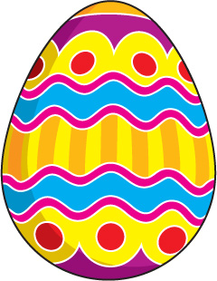 Easter Egg Clipart For Kids at GetDrawings.com.