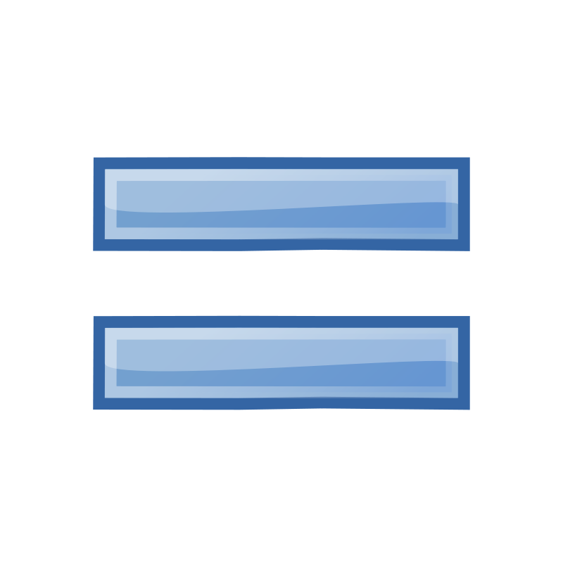 Equal Sign Clipart.