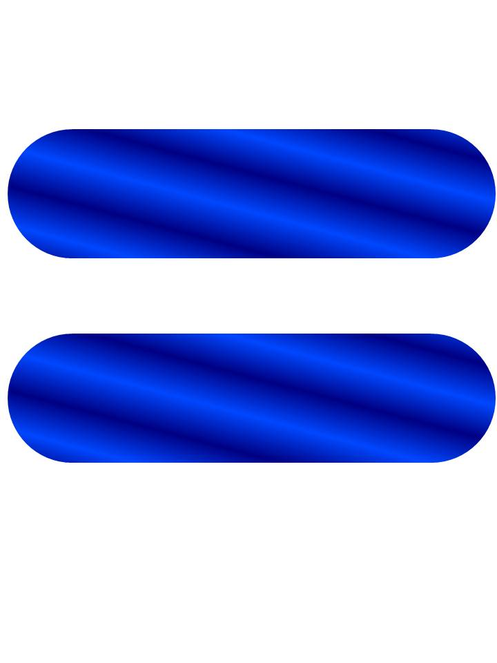 Equal sign clip art.