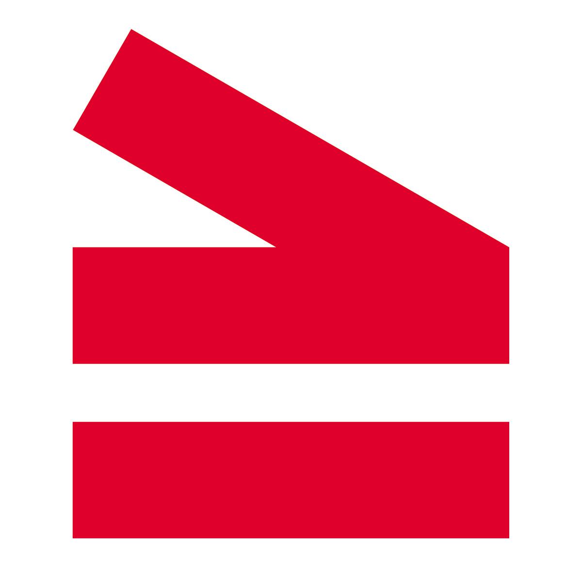 Clip Art: Math Symbols: Not Equal Sign Color.