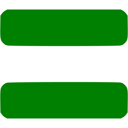 Clipart equal sign.