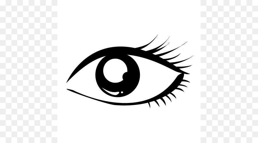 Black And White Eye Png & Free Black And White Eye.png.