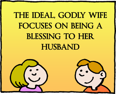Image download: Ideal Wife.