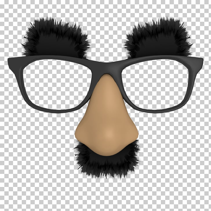 Disguise Stock photography , sunglass, funny mask PNG.