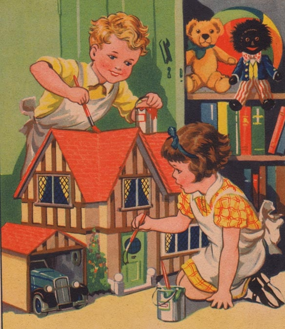 1000+ images about dollhouse illustrations on Pinterest.